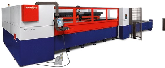 Bystronic Laser Cutting Systems
